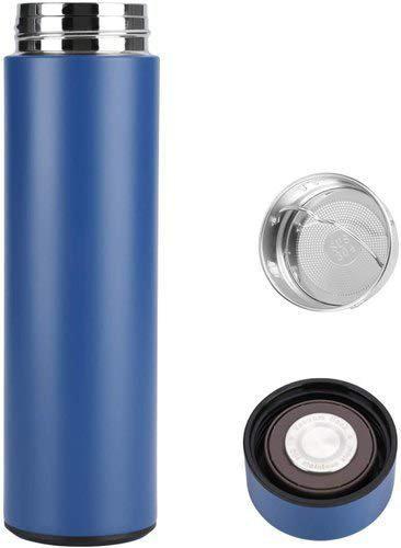 Raaya 500ml Temperature Display Stainless Steel Travel Mug Free Leak Proof Cold and Warm Bottle