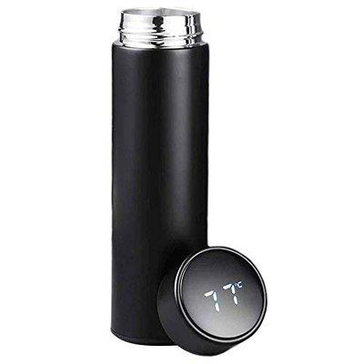 Glan 500ml Stainless Steel Water Bottle with led for Travel Outdoor Office
