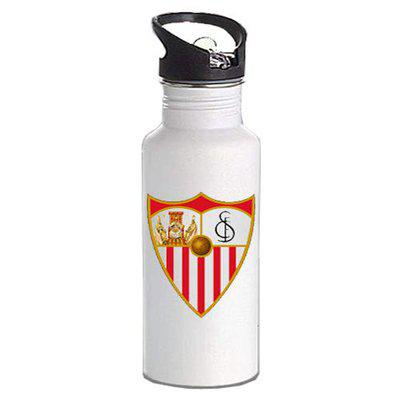 Gen7 Savilla Printed Bottle | Lightweight Sipper Bottle, 600 ml [White]