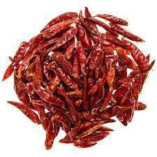 Fruitri Organic Dry & Red Chilly (100)