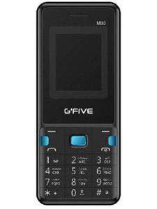 GFive M30 (Black Blue) Feature Phones GSM Dual Sim Mobile 2500 mAh
