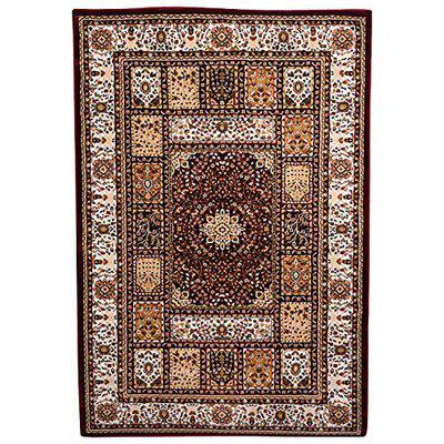 Galicha Red Color Rug | Traditional Carpet |Living Room Carpet | Bedroom Rug | 120 cm x 180 cm