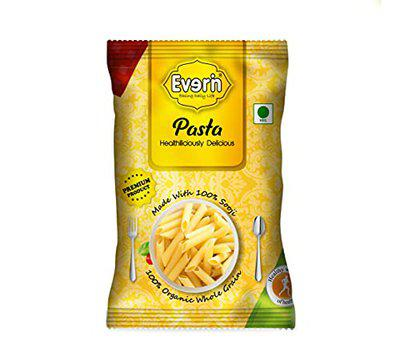 Everin Healthy and Delicious Pasta Penne 80 gm (Pack of 1)