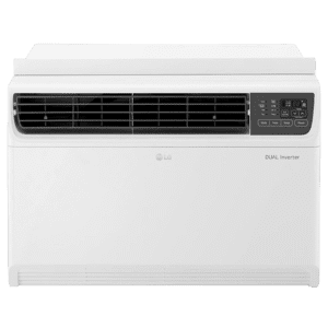 LG 1.5 Ton 3 Star Window Inverter AC (JW-Q18WUXA, White)