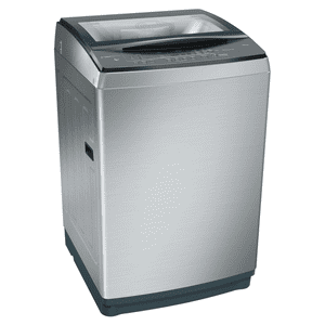Bosch 9.5 kg Fully Automatic Top Loading Washing Machine (WOA956X0IN, Inox)