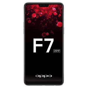 Oppo F7 (Silver, 64 GB, 4 GB RAM)