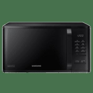 Samsung 23 L Solo Microwave Oven (MS23K3513AK/TL, Black)