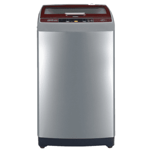 Haier 6.5 kg Fully Automatic Top Loading Washing Machine (HWM65-707NZP, Grey)