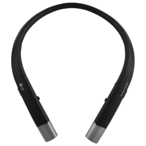 LG Tone Infinim HBS920 Premium Bluetooth Wireless Stereo Headset Silver