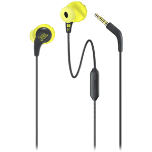 JBL Endurance Run In-Ear Bluetooth Earphone (JBLENDURRUNBTBNL, Yellow)