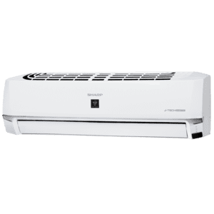Sharp 1.5 Ton 3 Star Inverter Split AC (AH-XP18WMT, Copper Condenser, White)