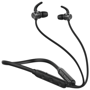 Ant Audio Wave Sports Bluetooth Earphones (525, Black)