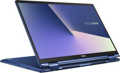 ASUS ZenBook Flip 13 UX362FA Intel Core i7 8th Gen 13.3-inch FHD Touchscreen 2-in-1 Thin Light Laptop 8GB RAM/512GB NVMe SSD/Windows 10/Integrated Graphics/Royal Blue/1.30 Kg UX362FA-EL701T