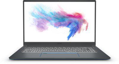 MSI Prestige 15 A10SC239IN Intel Core i710710U 10th Gen 156inch Laptop16GB512GB NVMe SSDWindows 10 HomeGTX 1650 MaxQ 4GB GraphicsGrey16Kg 9S716S311239