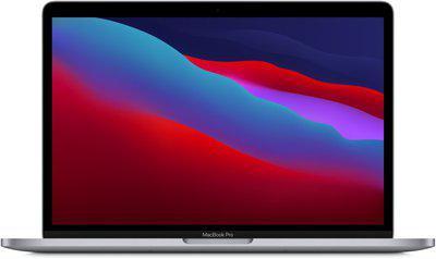 Apple MacBook Pro Apple M1 Chip 8GB RAM 512 GB SSD 13.3 33.78 cm Display Integrated Graphics mac OS Big Sur Space Grey myd92hn a