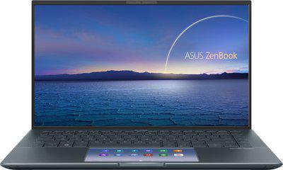 ASUS ZenBook 14e 2021 14.0-inch 35.56 cms FHD Intel Core i5-1135G7 11th Gen Thin and Light Laptop 8GB 512GB SSD Office 2019 Windows 10 2GB NVIDIA MX450 Graphics Grey 1.29 kg UX435EG-AI501TS