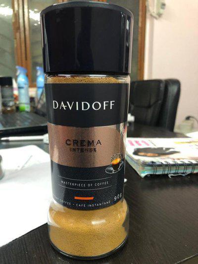 Davidoff CREMA Instant Coffee(90 g)