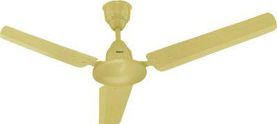 Impex AERO KING IVORY 1200 mm 3 Blade Ceiling Fan(Ivory, Pack of 1)