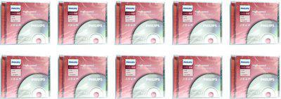 PHILIPS DVD Rewritable Jewel Case 4.7 GB