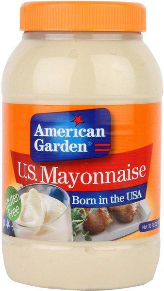 American Garden U.S. Mayonnaise Gluten Free ( Imported ) 850 ml