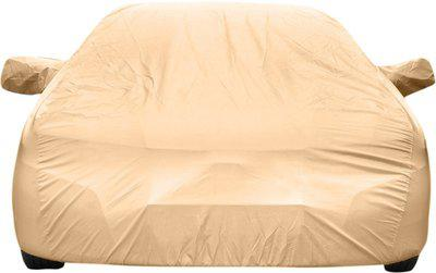 Port Chester Car Cover For Renault Logan (With Mirror Pockets)(Beige)