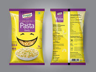 FESPRO MACRONI PASTA Elbow Macaroni Pasta(250 g)