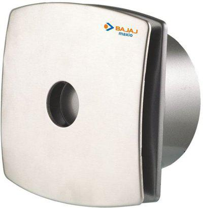Bajaj Maxio 100 mm 100 mm 9 Blade Exhaust Fan(Steel, Pack of 1)