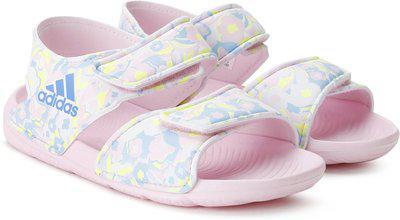 ADIDAS Boys & Girls Velcro Sports Sandals(Multicolor)