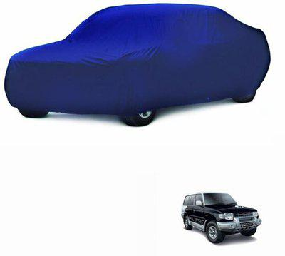 Carizo Car Cover For Mitsubishi Pajero (Without Mirror Pockets)(Blue)