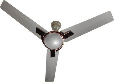 Khaitan Dezire HS Metallic Pearl Grey 1200 mm Anti Dust 3 Blade Ceiling Fan(Metallic Pearl Grey, Pack of 1)