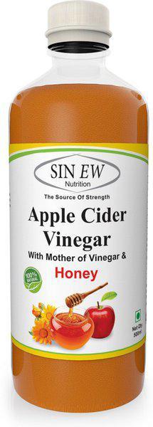Sinew Nutrition with Mother of Vinegar and Honey 500 ml Vinegar(500 ml)