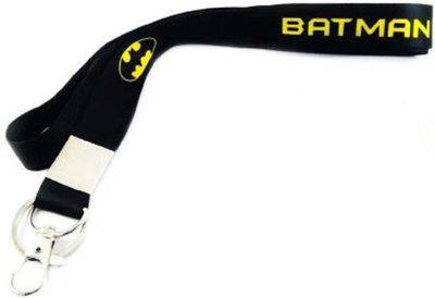 Techpro Batman black id tag keychain lanyard/Keychain Lanyard(Multi-color)