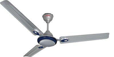 ACTIVA GALAXY-1 5 STAR 1200 mm 3 Blade Ceiling Fan(SILVER BLUE, Pack of 1)
