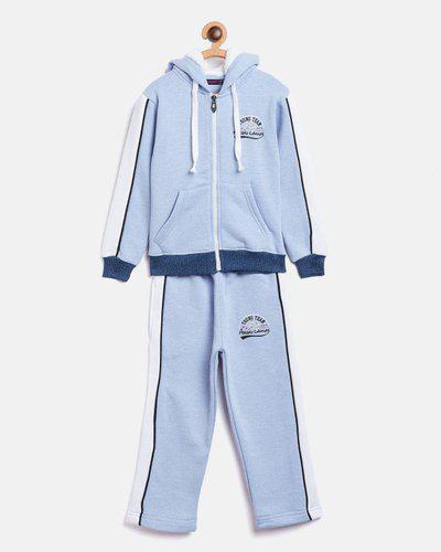 NINS MODA Printed Girls Track Suit