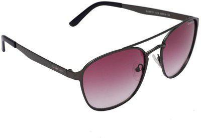 Giordano Aviator Sunglasses(Pink)