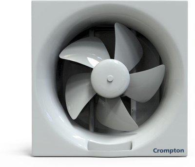 Crompton BRISKAIR6WHT 150 mm 5 Blade Exhaust Fan(White, Pack of 1)