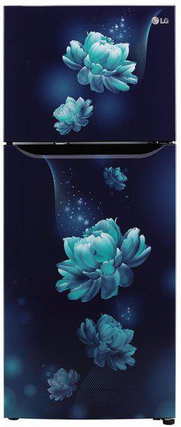 LG 260 L Frost Free Double Door 3 Star (2020) Convertible Refrigerator(Blue Charm, GL-T292SBC3)