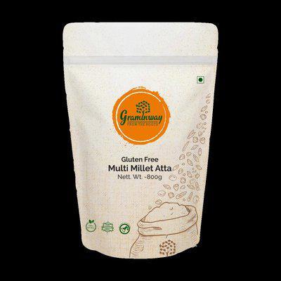 Graminway Gluten Free Multi Millet Atta(800 g)