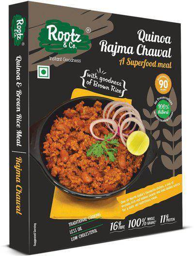 Rootz & Co. Quinoa Rajma Chawal 265 g