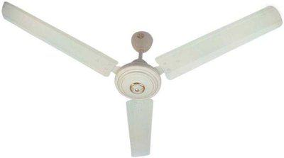 MinMAX 1200 MM Zen Delux M-1 Double Ball Bearing 5 Star 1200 mm 3 Blade Ceiling Fan(Ivory, Pack of 1)