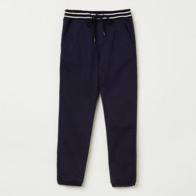 BOSSINI Regular Fit Boys Dark Blue Trousers