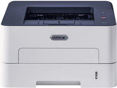 Xerox B210 Single Function WiFi Monochrome Laser Printer(White, Toner Cartridge)