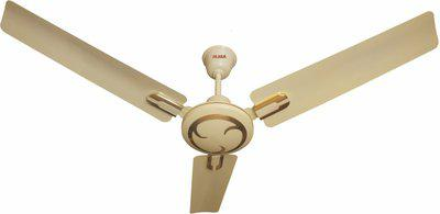 Plaza Eluga-Deco 1200 mm 0 mm 3 Blade Ceiling Fan(Ivory, Pack of 1)