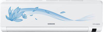 Samsung 1.5 Ton 3 Star Split Inverter AC - White(AR18TV3HFTZ, Copper Condenser)