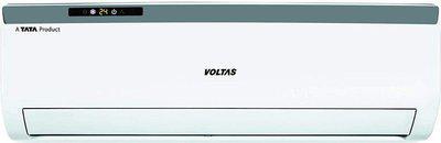 Voltas 1.5 Ton 3 Star Split AC  - White(183 EZA FS, Copper Condenser)