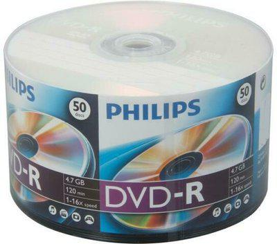 PHILIPS DVD Recordable 4.7 GB