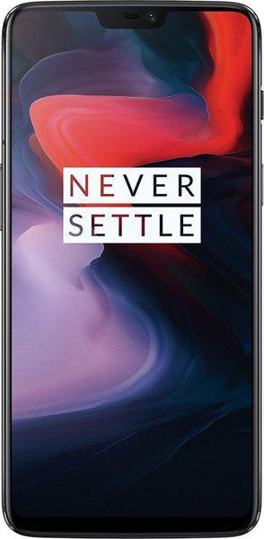 (Refurbished) OnePlus 6 (Mirror Black, 64 GB)(6 GB RAM)