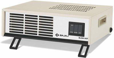 Bajaj Blow Hot 2000 Watts Fan Room Heater