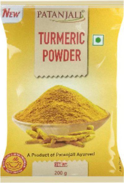 Patanjali Turmeric Powder 200gm Pack of 2(2 x 200 g)