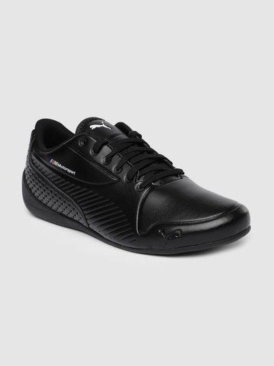 Puma Men Black Bmw Mms Drift Cat 7S Ultra Sneakers Sneakers For Men(Black)